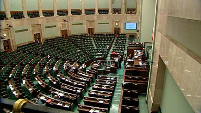 Sejm nie słuchał o naciskach