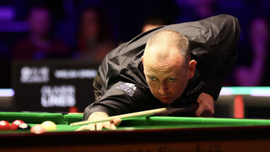Faworyt gospodarzy pożegnał się z Welsh Open