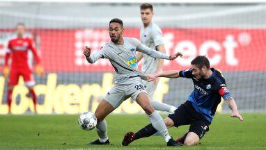 Piątek wciąż bez gola w lidze. Hertha wygrała w Paderborn