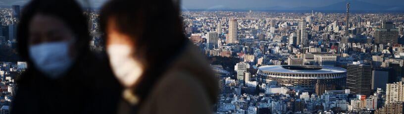Japoński wirusolog: gdyby igrzyska w Tokio miały rozpocząć się jutro, to w ogóle by się nie odbyły