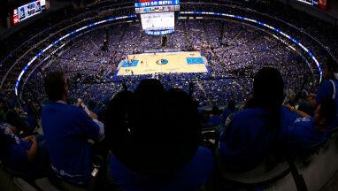 Najwierniejsi kibice w NBA. 815 meczów z kompletem widzów na meczach Mavericks