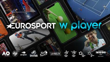 Niesamowite emocje, najlepsze imprezy sportowe. Eurosport dołącza do oferty player.pl