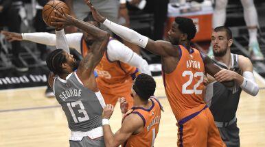 Phoenix Suns o krok od wielkiego finału