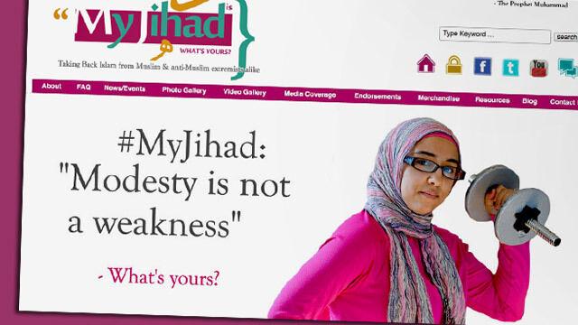 """Kampania """"Mój dżihad"""" w USA. Ma polepszyć wizerunek muzułmanów"""