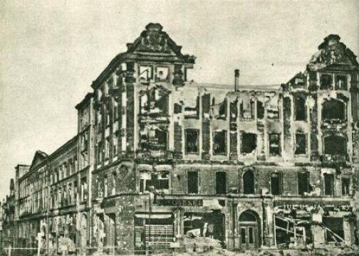 Ruiny Hotelu Bazar