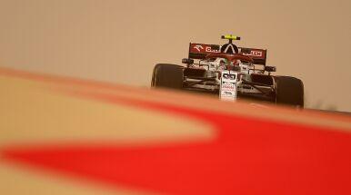 Kalendarz sezonu Formuły 1