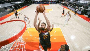 Hit w NBA rozczarował. Gładkie zwycięstwo Utah Jazz