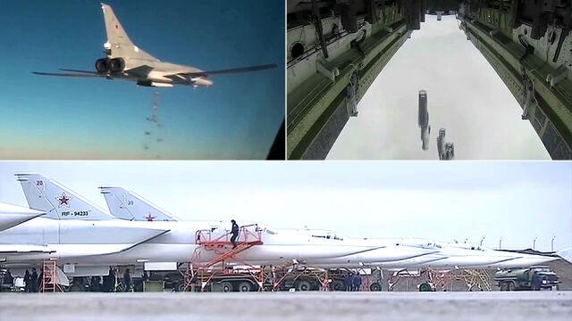 Miały topić lotniskowce US Navy, urządzają dywanowe naloty na dżihadystów