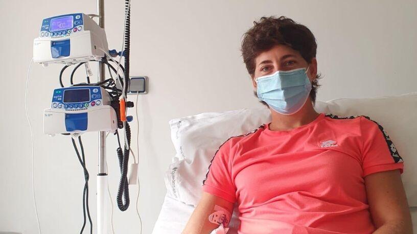 """Suarez Navarro rozpoczyna walkę z chorobą. """"Z odwagą i nadzieją"""""""