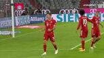 Gol Roberta Lewandowskiego w meczu Bayern - Schalke w 1. kolejce Bundesligi
