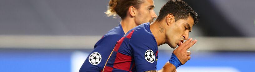 """Suarez oficjalnie w Atletico. Koeman marzy o """"Lewym"""""""