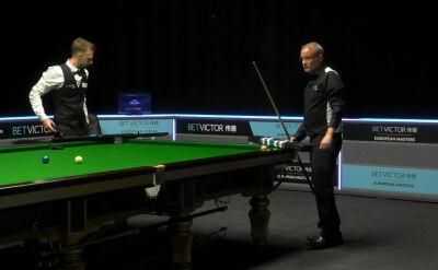 Gould pokonał Trumpa w półfinale European Masters