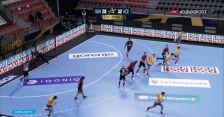Skrót meczu Vardar - Łomża VIVE Kielce w 7. kolejce Ligi Mistrzów piłkarzy ręcznych
