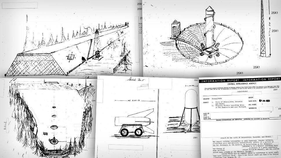 Raport CIA z Helu. Radzieckie rakiety, tajemnicze zbiorniki i pancernik