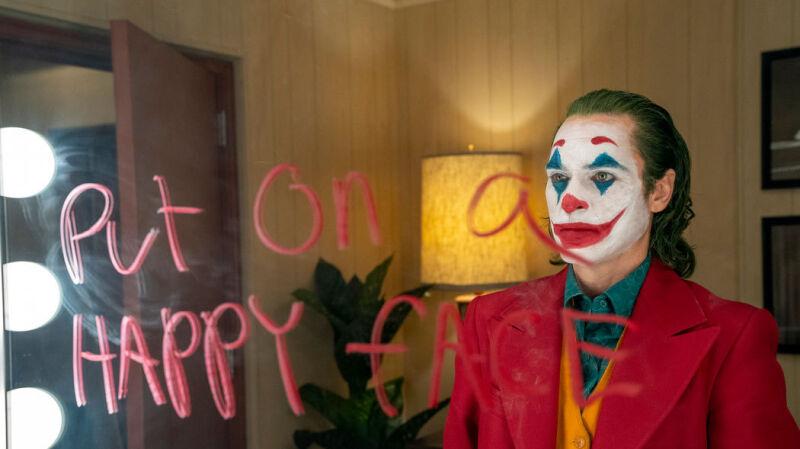 Joaquin Phoenix rolą Jokera zdeklasował rywali