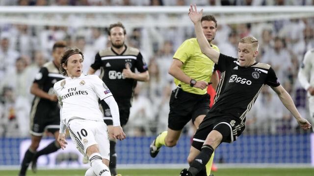 Media: Real Madryt ściągnie reprezentanta Holandii. Na stole 55 milionów euro