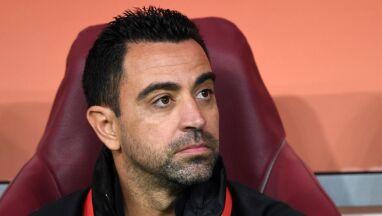 Barcelona musi poczekać na powrót Xaviego.