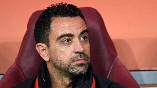 """Barcelona musi poczekać na powrót Xaviego. """"Uznałem, że jest za wcześnie"""""""