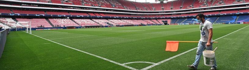 Lizbona gotowa. Cztery dni, cztery ćwierćfinały Ligi Mistrzów