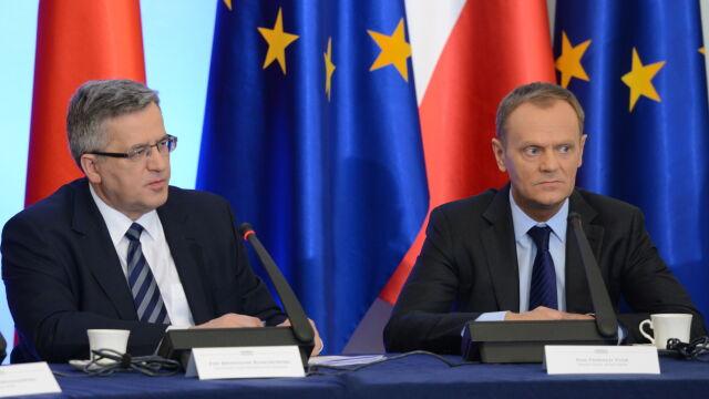 Rada Gabinetowa: prezydent i premier o potrzebie działań na rzecz Ukrainy