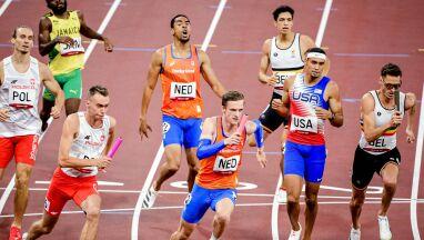 Sztafeta 4x400 bez medalu, ale z drugim wynikiem w historii