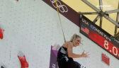 Tokio. Mirosław pierwsza w kwalifikacjach wspinaczki na szybkość kobiet