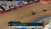 Tokio. Niemki mistrzyniami olimpijskimi w wyścigu pościgowym kobiet