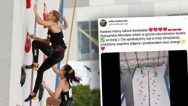 Włodarczyk dopingowała polską rekordzistkę.