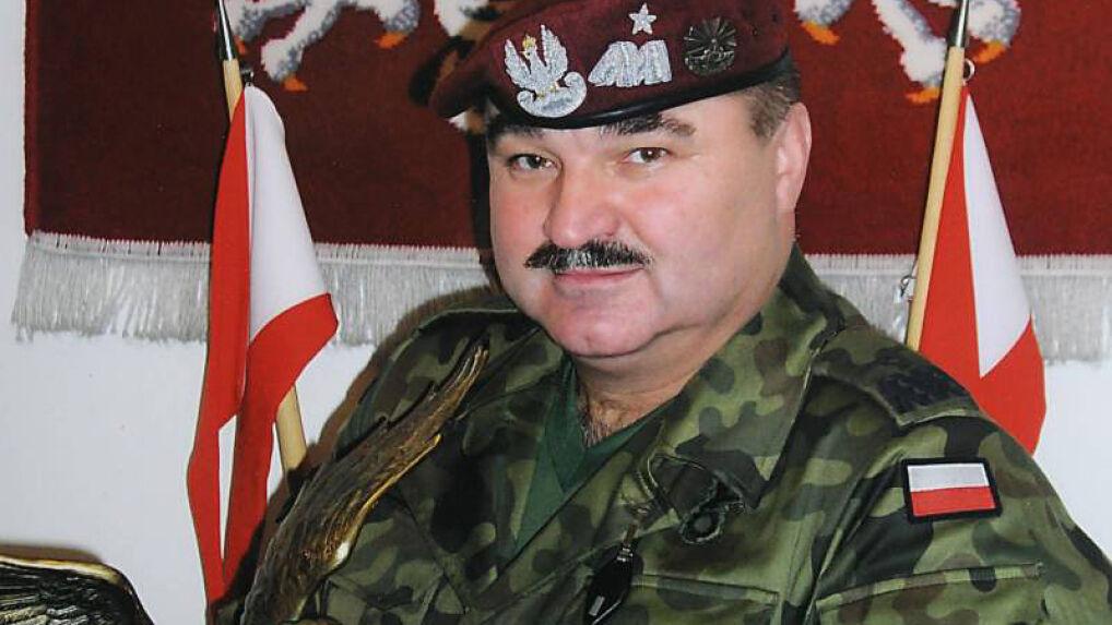 Generał Ireneusz Bartniak