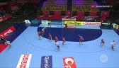 Fantastyczna akcja Mette Hansen w półfinale ME w piłce ręcznej kobiet