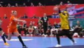 Niesamowita interwencja Eckerle w meczu Holandia - Niemcy