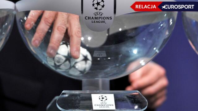 Liga Mistrzów 2020 - losowanie 1/8 finału: wyniki na żywo i relacja live - piłka nożna | Eurosport w TVN24 - w Sport TVN24