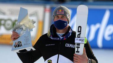 Triumf Pinturaulta w slalomie gigancie mimo 15. czasu drugiego przejazdu
