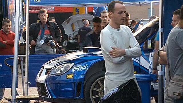 """""""Kubica byłby fenomenalnym kierowcą rajdowym"""""""