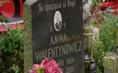 Reakcja wnuka Anny Walentynowicz