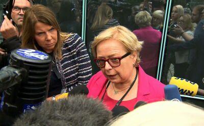 Laskowski: prezydent konsekwentnie uważa, że prezes Gersdorf przeszła w stan spoczynku