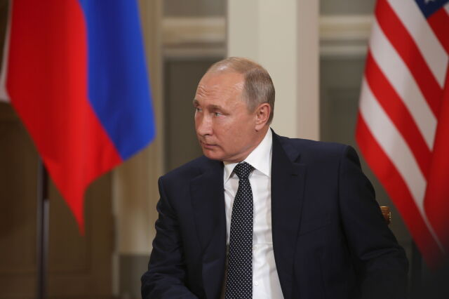Putin: Moskwa nigdy nie mieszała się w wewnętrzne sprawy USA