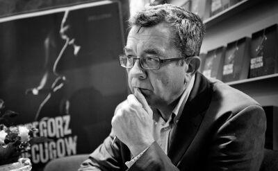 """""""Jeżeli trzeba było widzom opowiedzieć o czymś trudnym, to do takich zadań specjalnych był Grzegorz Miecugow"""""""