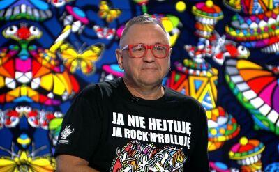 Jerzy Owsiak o sytuacji WOŚP po śmierci Pawła Adamowicza