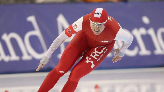"""Czerwonka poprawiła rekord Polski w Salt Lake City. """"A jednak trener niezadowolony"""""""