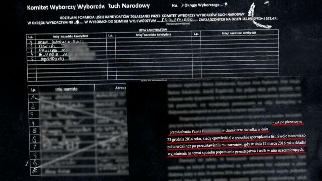 Prokuratura wydaje komunikat o śledztwie ws. fałszowania podpisów przez Andruszkiewicza