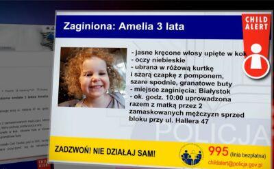 Porwanie matki z dzieckiem w Białymstoku