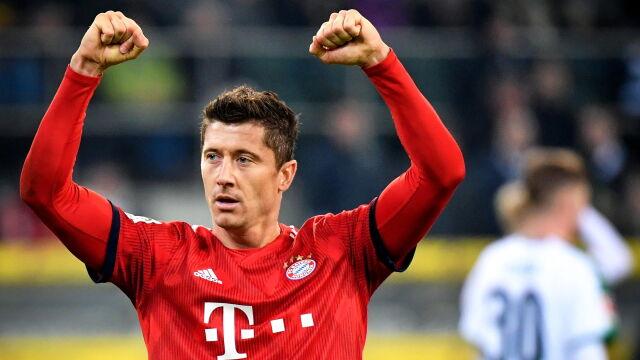 """Lewandowski widzi się w Monachium na dłużej. """"Mogę sobie wyobrazić"""""""