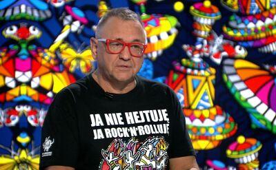 Jerzy Owsiak o tym, dlaczego zdecydował się powrócić do szefowania WOŚP