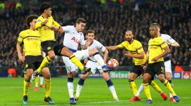 Złość w Tottenhamie przed meczem z BVB.