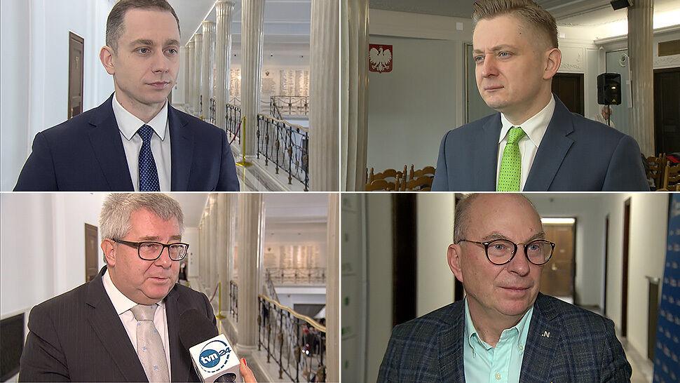 """Politycy komentują słowa premiera. """"PiS od trzech lat flirtuje z neonacjonalistami"""""""
