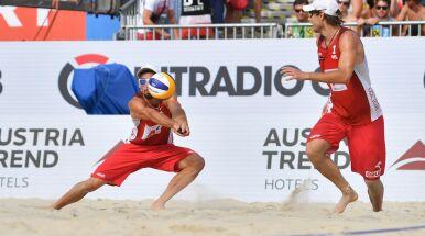 Polscy siatkarze plażowi z brązowym medalem mistrzostw Europy