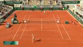 Skrót meczu Świątek – Kontaveit w 3. rundzie French Open