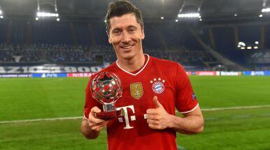Lewandowski w drużynie sezonu Ligi Mistrzów. Pominięto gwiazdę Juventusu