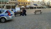 Zwolnienie policjanta i kontrola we wrocławskim komisariacie